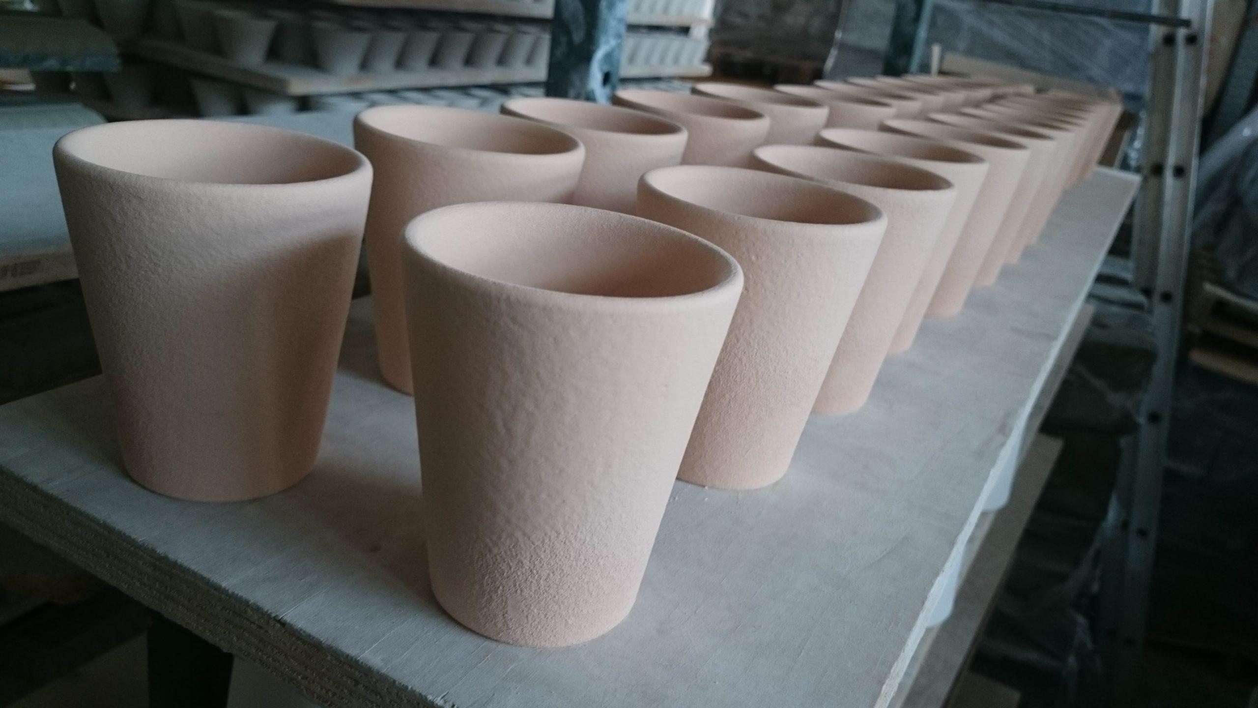 servizi di smaltatura ceramica Faenza italia
