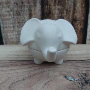 scatola animaletto elefante